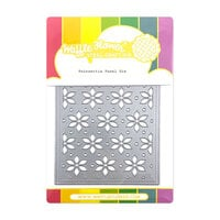 Waffle Flower Crafts - Christmas - Craft Dies - Poinsettia Panel
