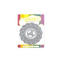 Waffle Flower Crafts - Craft Dies - Circle Leaf Shaker