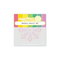 Waffle Flower Crafts - Stencils - Mandala Quad