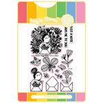 Waffle Flower Crafts - Craft Die and Acrylic Stamp Set - Enveloper Me