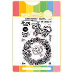 Waffle Flower Crafts - Craft Die and Acrylic Stamp Set - Enveloper Gentle