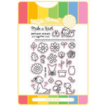 Waffle Flower Crafts - Craft Die and Acrylic Stamp Set - Wish