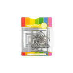 Waffle Flower Crafts - Craft Die and Acrylic Stamp Set - Picture Perfect and InstaLove