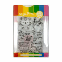 Waffle Flower Crafts - Craft Die and Photopolymer Stamp Set - Be Her