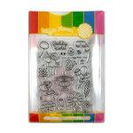 Waffle Flower Crafts - Craft Die and Photopolymer Stamp Set - Little Fairies