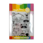 Waffle Flower Crafts - Craft Die and Photopolymer Stamp Set - Be Him