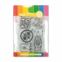 Waffle Flower Crafts - Craft Die and Photopolymer Stamp Set - Grateful