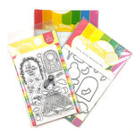 Waffle Flower Crafts - Craft Die and Photopolymer Stamp Set - Tooth Fairy