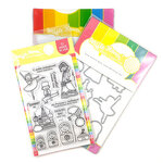 Waffle Flower Crafts - Craft Die and Photopolymer Stamp Set - From Russia with Love