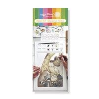 Waffle Flower Crafts - Water Media Mat