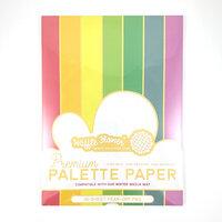 Waffle Flower Crafts - Premium Palette Paper - 9 x 12