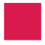 WorldWin - ColorMates - 12 x 12 Cardstock Pack - 50 Sheets - Light Berry Red, CLEARANCE