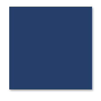 WorldWin - ColorMates - 12 x 12 Cardstock Pack - 50 Sheets - Deep Ocean Blue, CLEARANCE
