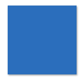 WorldWin - ColorMates - 12 x 12 Cardstock Pack - 50 Sheets - Dark Ocean Blue, CLEARANCE