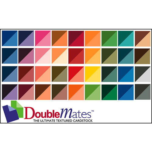 WorldWin - DoubleMates - 12 x 12 Cardstock Pack - Complete Collection