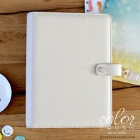 Websters Pages - Color Crush Collection - A5 Planner - Natural