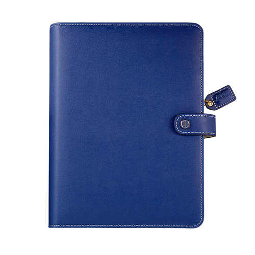 Websters Pages - Color Crush Collection - A5 Planner Binder - Navy