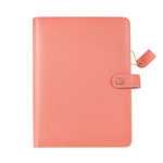 Websters Pages - Color Crush Collection - A5 Planner Binder - Pretty Pink