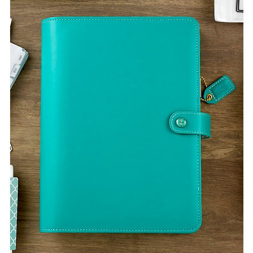 Websters Pages - Color Crush Collection - A5 Planner Kit - Jade - Undated