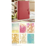 Websters Pages - Color Crush Collection - A5 Planner Kit - Light Pink