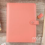 Websters Pages - Color Crush Collection - A5 Planner Kit - Pretty Pink