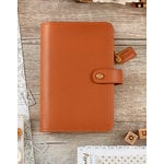 Websters Pages - Color Crush Collection - Personal Planner Kit - Camel