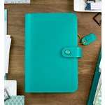 Websters Pages - Color Crush Collection - Personal Planner Kit - Jade