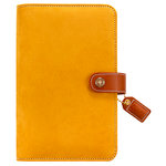 Websters Pages - Color Crush Collection - Personal Planner Kit - Mustard Suede - Undated