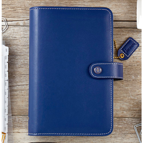 Websters Pages - Color Crush Collection - Personal Planner Kit - Navy - Undated