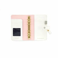 Websters Pages - Color Crush Collection - Personal Planner Kit - Sweet Caroline - Undated