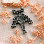 Websters Pages - Perfect Bulks - Metal Embellishments - Bouquet Charm