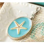 Websters Pages - Color Crush Collection - Charms - Calm Waters