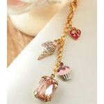 Websters Pages - Color Crush Collection - Charms - Sweet Treat