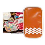 Websters Pages - Color Crush Collection - CraftMate Folio - Caramel