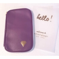 Websters Pages - Color Crush Collection - CraftMate Folio - Lavender