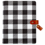 Websters Pages - Color Crush Collection - Composition Planner - Buffalo Plaid