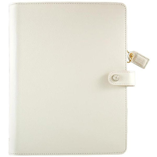 Websters Pages - Color Crush Collection - Composition Planner - White