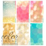 Websters Pages - Color Crush Collection - Divider Kit Set - Today is a Great Day