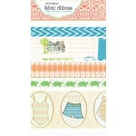 Websters Pages - The Palm Beach Collection - Fabric Ribbons