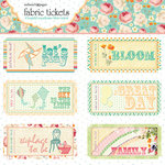 Websters Pages - Sunday Picnic Collection - Fabric Tickets