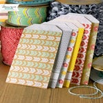 Websters Pages - Composition and Color Collection - Mini Craft Bags