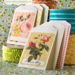 Websters Pages - Modern Romance Collection - Mini Craft Bags