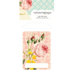Websters Pages - Modern Romance Collection - Mini Craft Bags - Floral