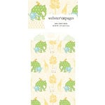 Websters Pages - New Beginnings Collection - Mini Craft Bags - Small Elephants