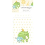 Websters Pages - New Beginnings Collection - Mini Craft Bags - Large Elephants