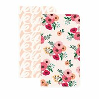 Websters Pages - Color Crush Collection - 2 Notepad Inserts - Undated Calendars
