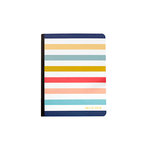 Websters Pages - Color Crush Collection - Composition Notebook - 2018 - Stripe