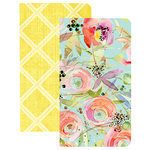 Websters Pages - The Good Life Collection - Traveler Notebooks - Trellis and Flowers