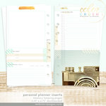 Websters Pages - Color Crush Collection - Personal Planner - Inserts - Memory Keeping