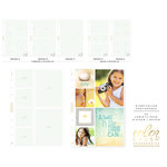 Websters Pages - Color Crush Collection - A5 Planner - Inserts - Photo Sleeves - Variety Pack